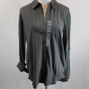 Carhartt Women's Long Sleeve Button Down Shirt